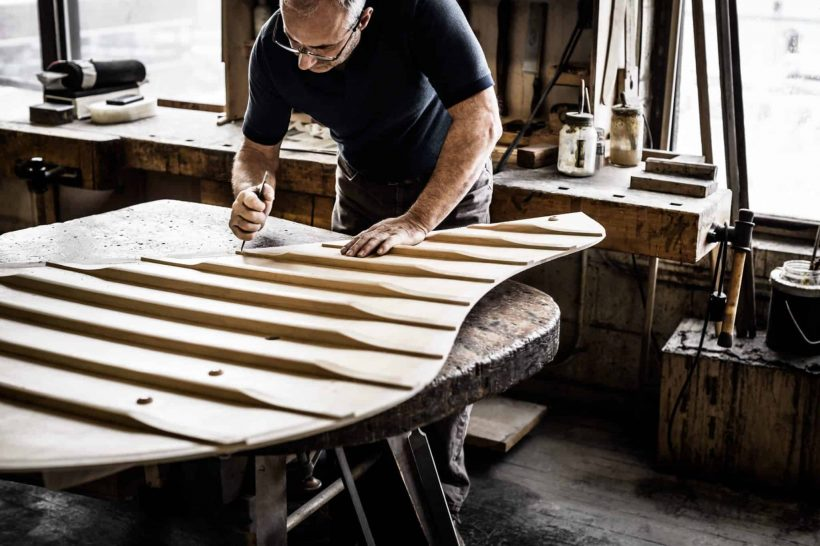 Home-Craftsmanship of a Steinway Photo 4