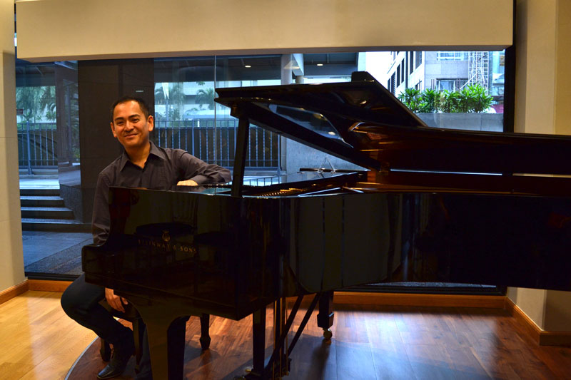 A Masterclass with Filipino Steinway Artist Victor Asuncion
