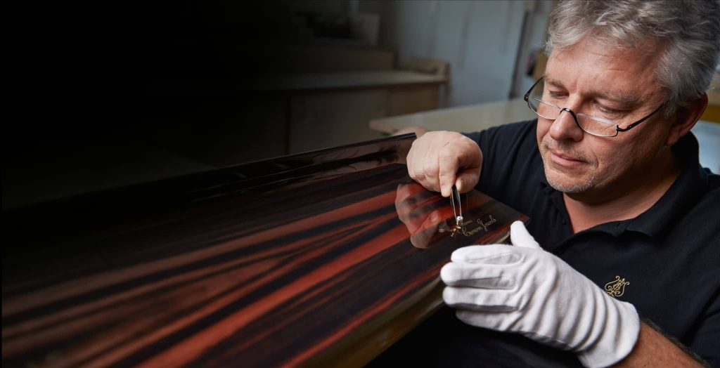 Steinway Special Collection Craftmanship