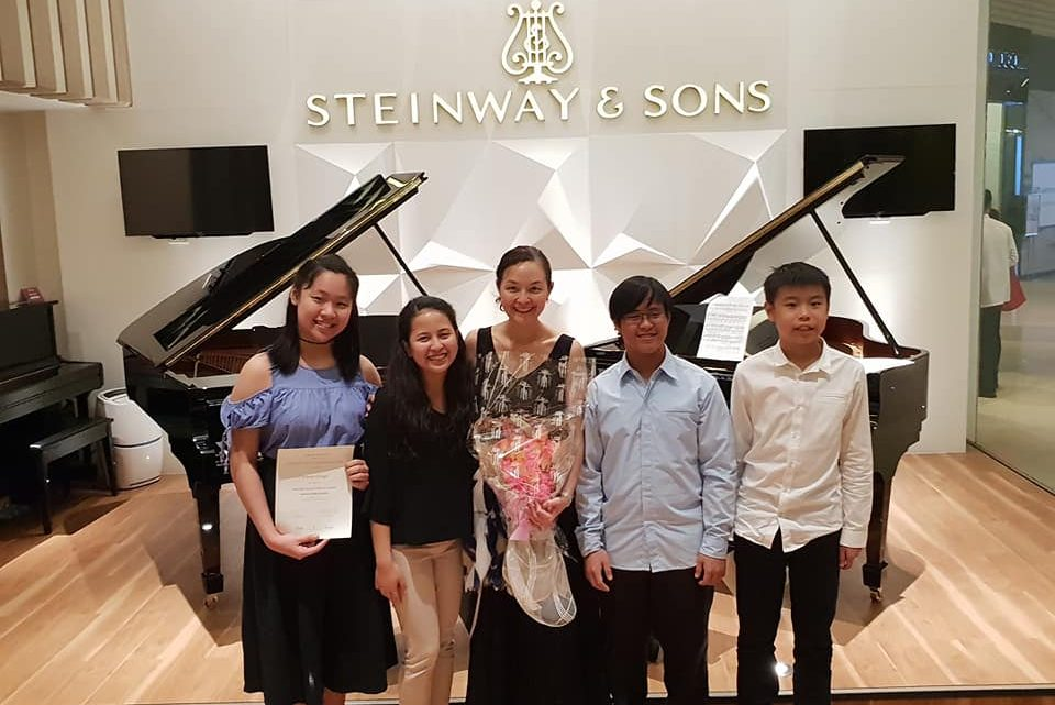 Masterclass with Steinway Artist Sandra Shen
