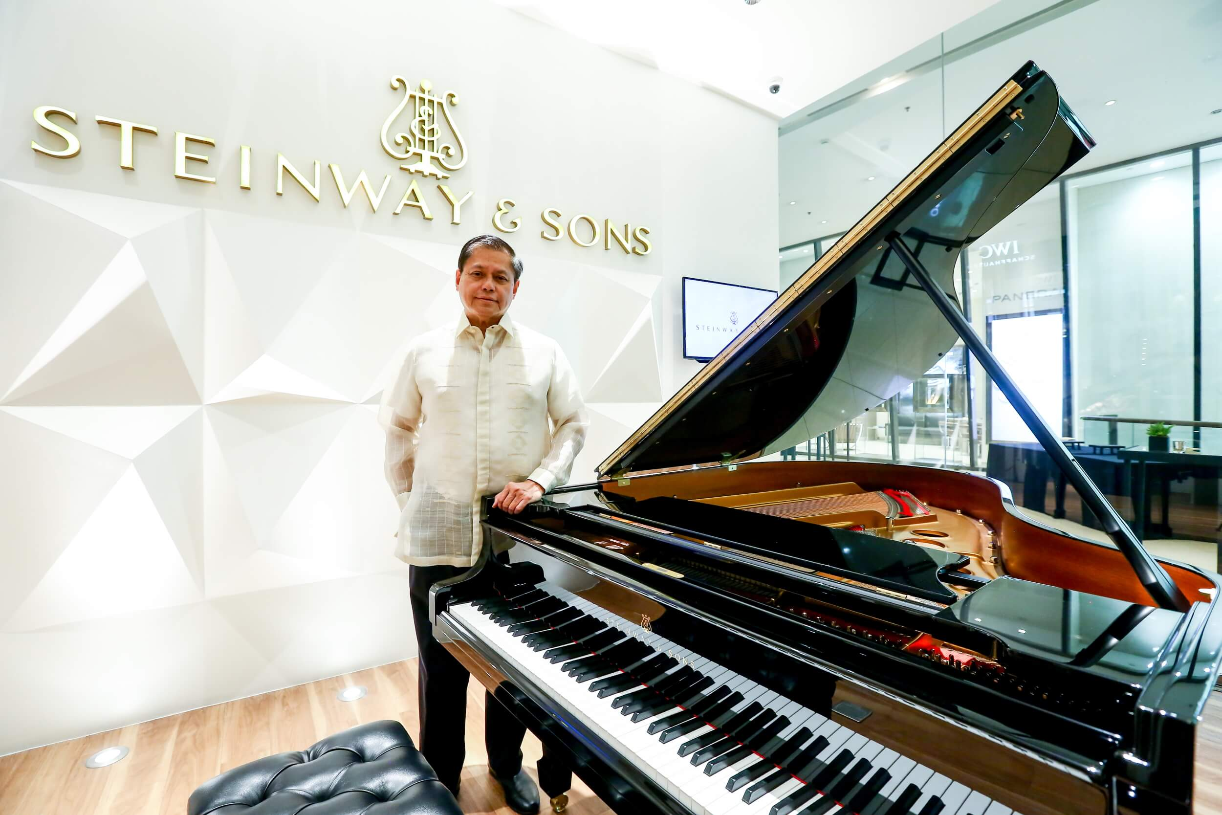 The Life and Craft of Steinway Artist Raul Sunico