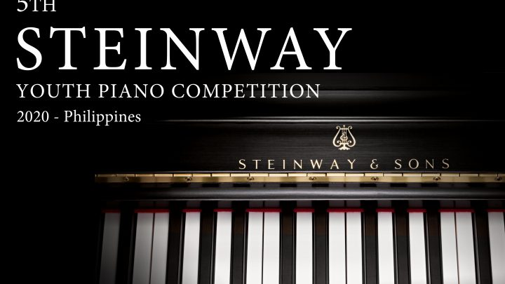 5th Philippine Steinway Youth Piano Competition Preliminary Guidelines