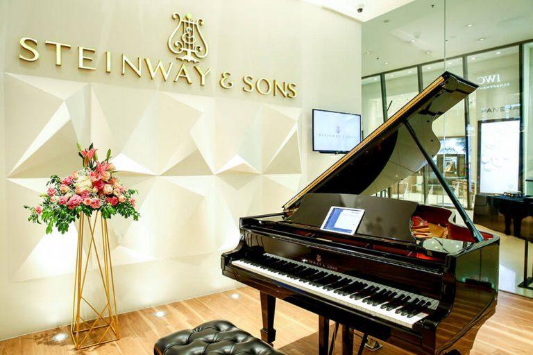 Steinway boutique Manila