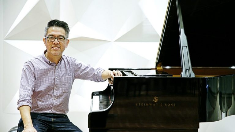 The Business of Memory: Albert Tiu on Learning and Playing the Piano