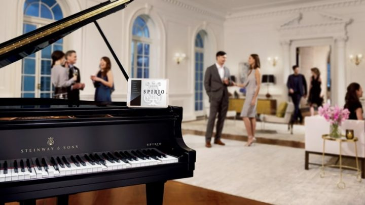 Experience the World's Best Artists with the Steinway & Sons Spirio