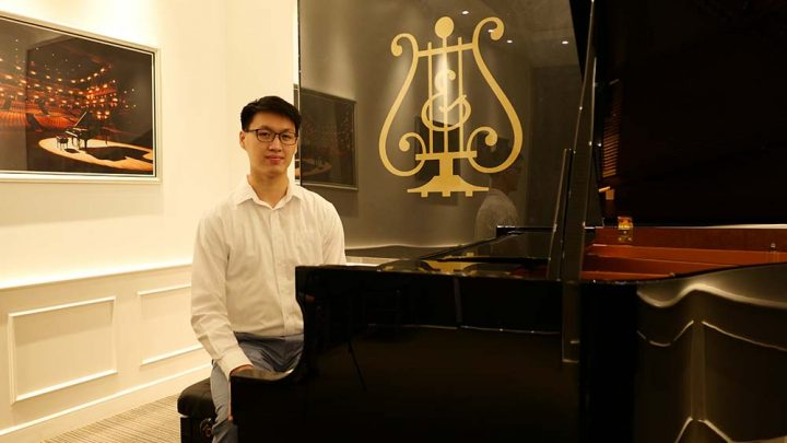 Steinway Youth Piano Competition Winners: Gregory Cheong