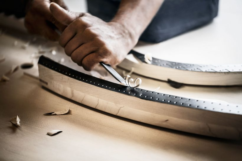 Home-Craftsmanship of a Steinway Photo 3